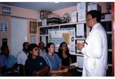 Uno de los instructores de CEATECI