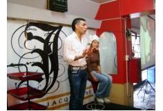 Uno de nuestros seminarios con el estilista Colombiano Carlos Martinez.